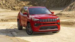 Jeep Renegade e Compass diventano RED per la lotta alla pandemia