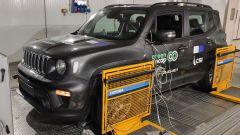 Jeep Renegade 1.6 Multijet, 2 stelle Green NCAP