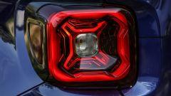 Jeep Renegade 2019: il nuovo design delle luci di coda