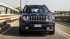Jeep Renegade 2019: il restyling porta una nuova gamma di motori benzina