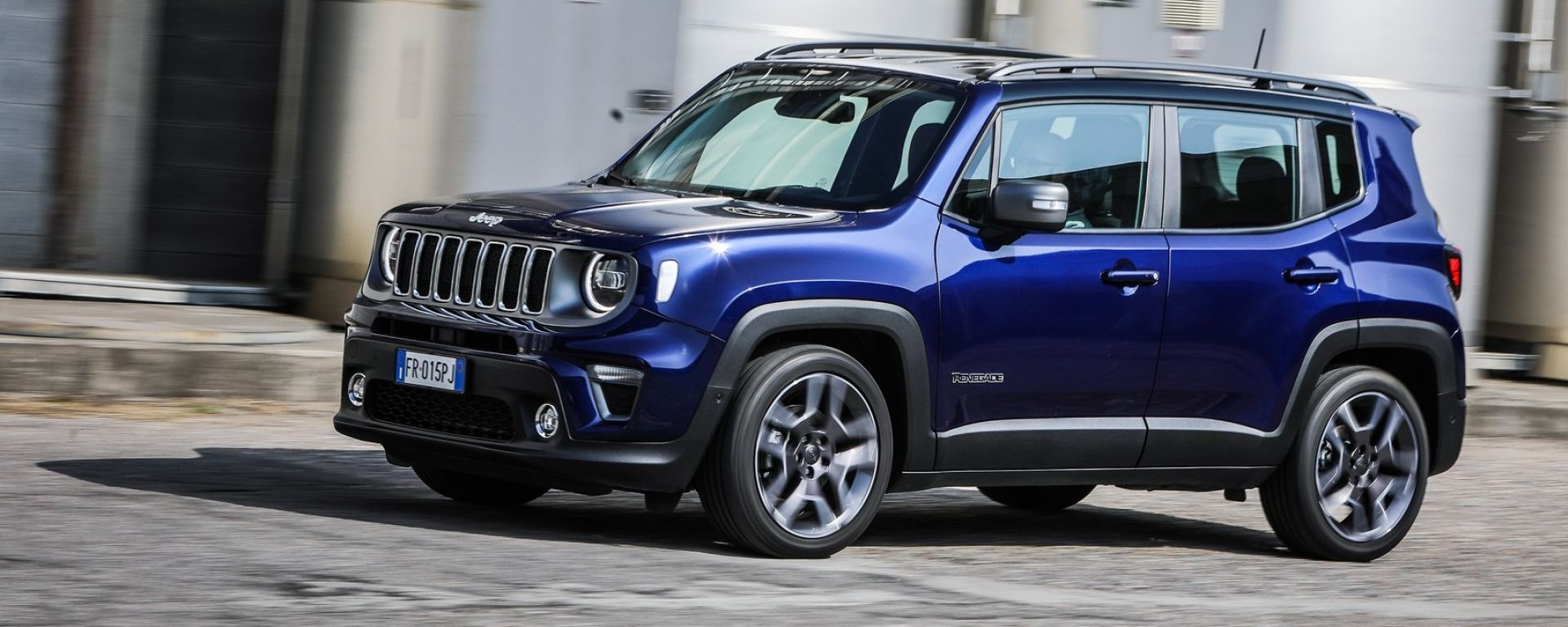 Jeep Renegade 2019: meglio acquistarla o noleggiarla?