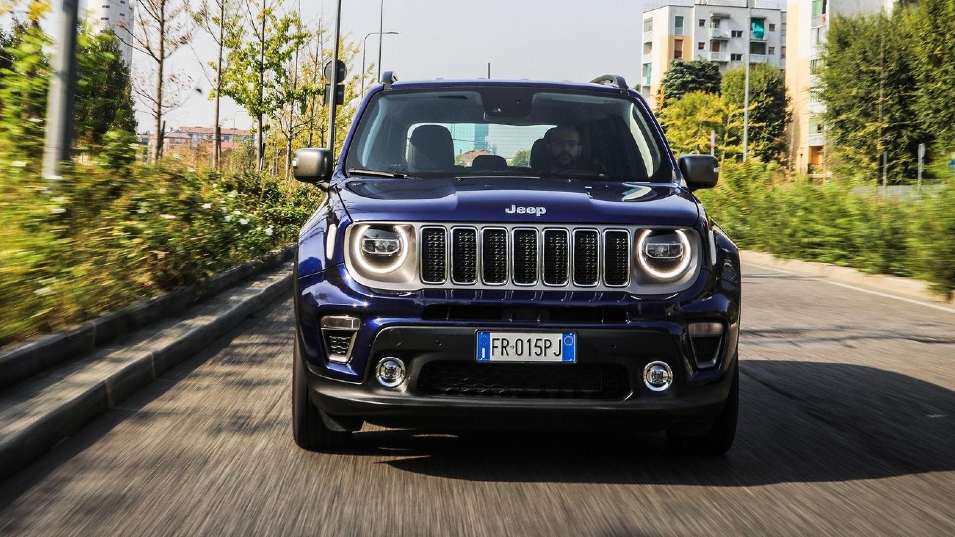 Jeep Renegade Noleggio Finanziamento E Leasing A Chi Conviene