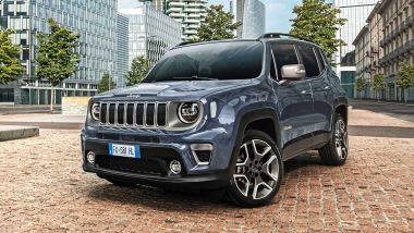 Jeep Renegade 2019, solo 3 stelle Euro NCAP. Ma...