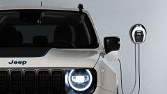 Filmato promozionale di Jeep Renegade e Compass 4xe