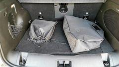 Jeep Renegade 4xe, il bagagliaio