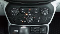 Jeep Renegade 4xe Limited, i comandi del climatizzatore