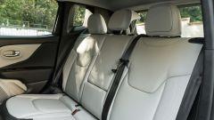 Jeep Renegade 4xe Limited, i sedili posteriori