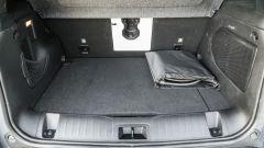 Jeep Renegade 4xe Limited, il bagagliaio