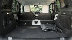 Jeep Renegade 4xe Limited, la massima capacità di carico