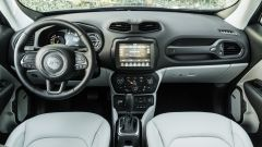 Jeep Renegade 4xe Limited, la plancia
