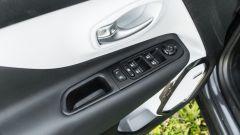 Jeep Renegade 4xe Limited, pannello porta lato guida
