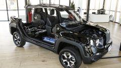 Jeep Renegade 4xe, lo spaccato del sistema ibrido