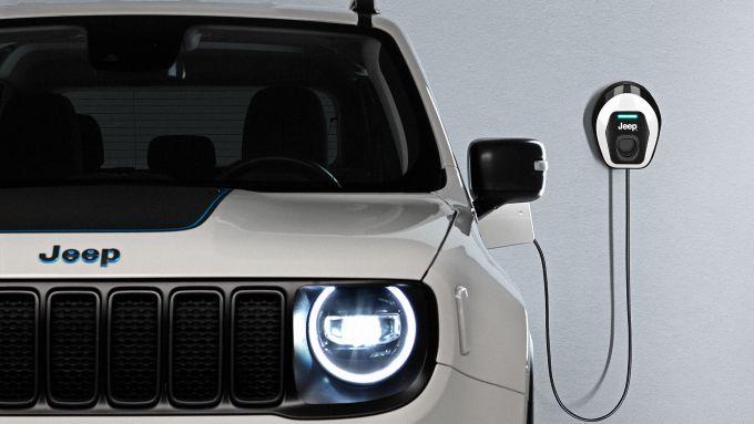 Jeep Renegade 4xe plug-in
