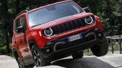 Jeep Renegade 4xe Trailhawk in twist