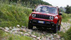 Jeep Renegade 4xe Trailhawk: la prova in offroad della plug-in hybrid