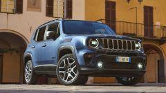 Jeep Renegade 4xe, vendite al via dal 3 luglio