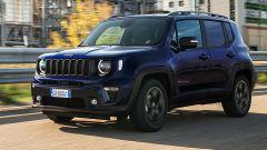 Jeep Renegade 80° Anniversario è già in vendita