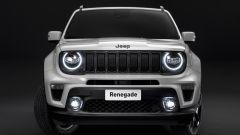 Jeep Renegade allestimento S: vista anteriore