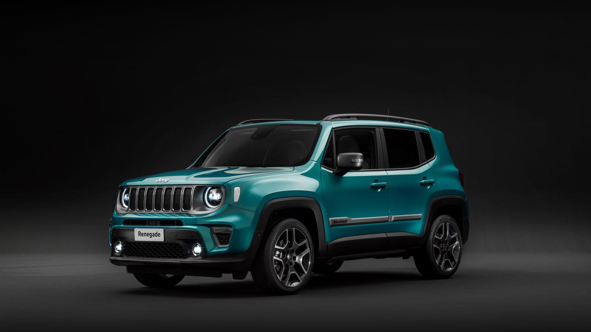Jeep Renegade Limited >> Jeep Renegade Bikini: a Ginevra 2019 la nuova livrea by ...