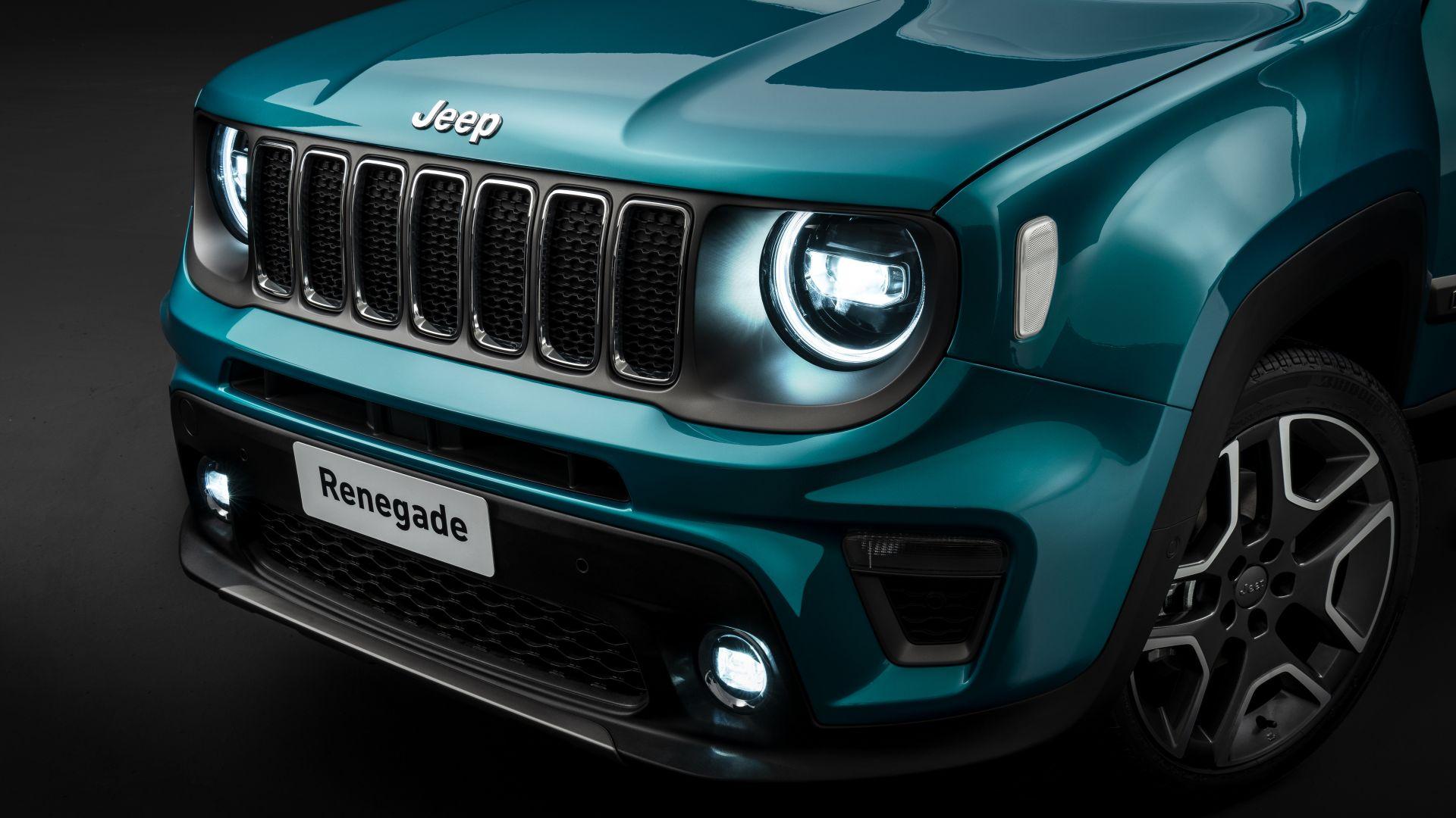 Jeep Wrangler Renegade >> Jeep Renegade Bikini: a Ginevra 2019 la nuova livrea by ...