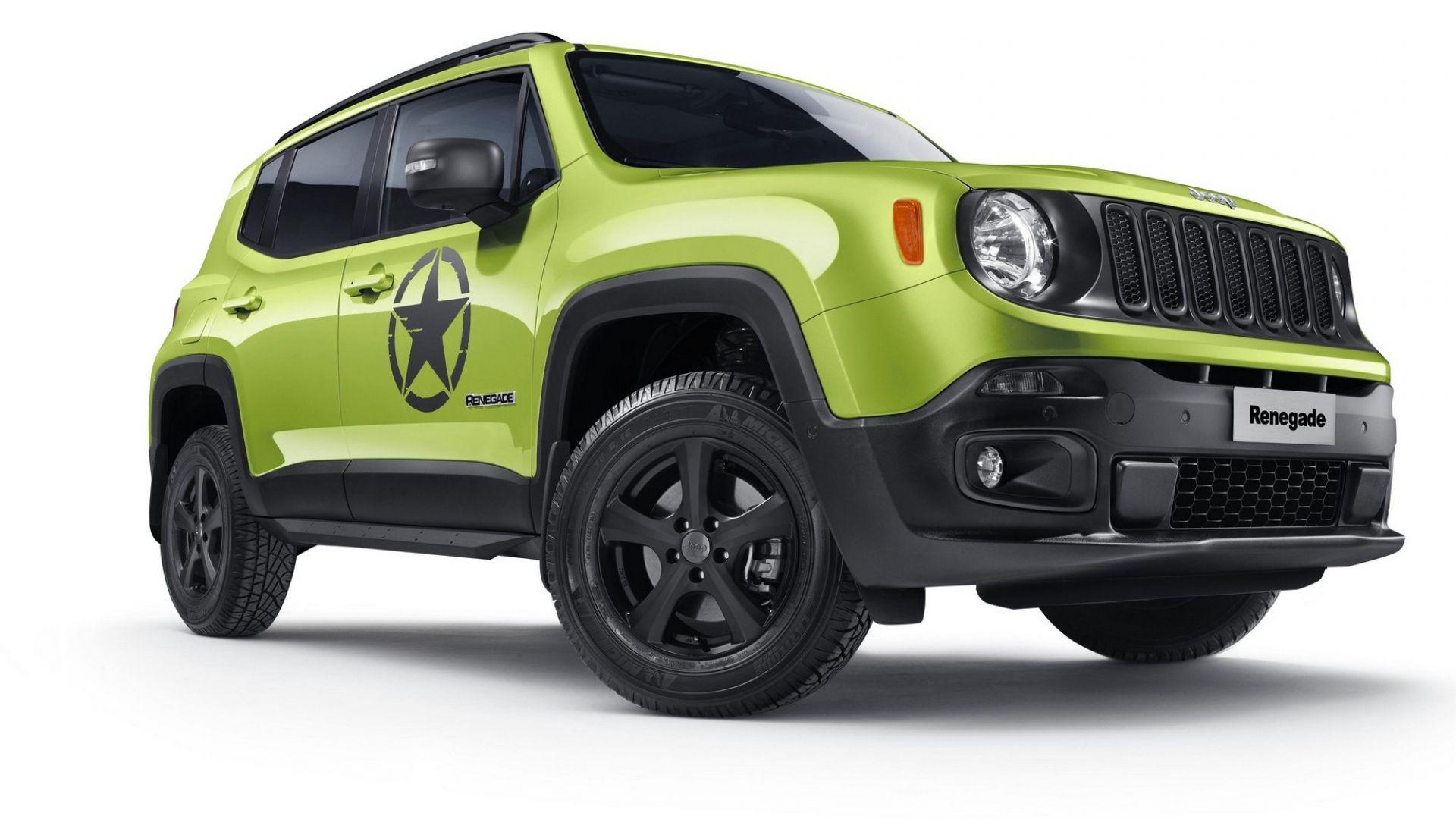 jeep renegade by mopar  pi u00f9 corazzata al salone di ginevra