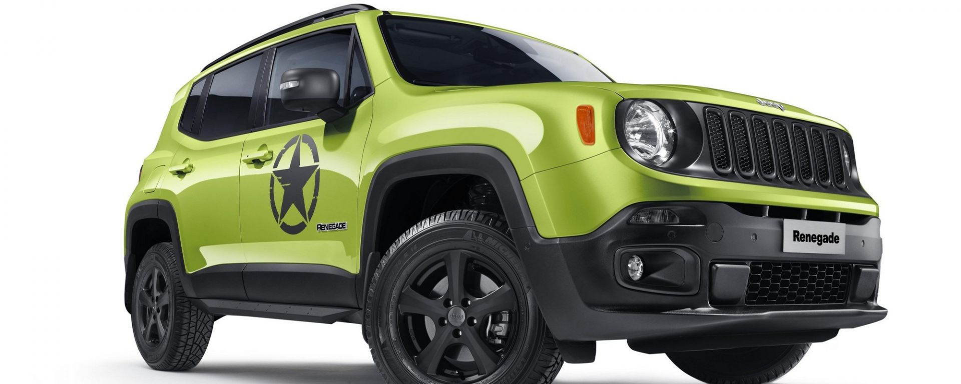 Jeep Renegade by Mopar al salone di Ginevra 2018