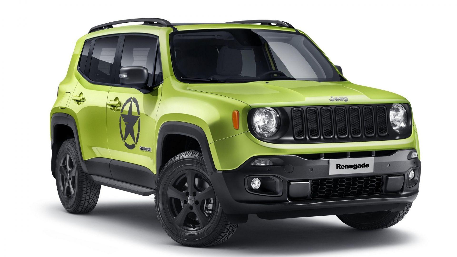 jeep renegade by mopar pi corazzata al salone di ginevra. Black Bedroom Furniture Sets. Home Design Ideas