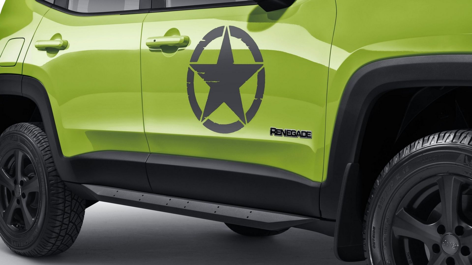 Jeep Renegade Limited >> Jeep Renegade by Mopar: più corazzata al salone di Ginevra 2018 - MotorBox