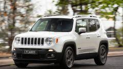 Jeep Renegade con motori benzina e diesel da 120 CV
