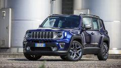 Jeep Renegade: da metà 2018 con luci diurne a LED