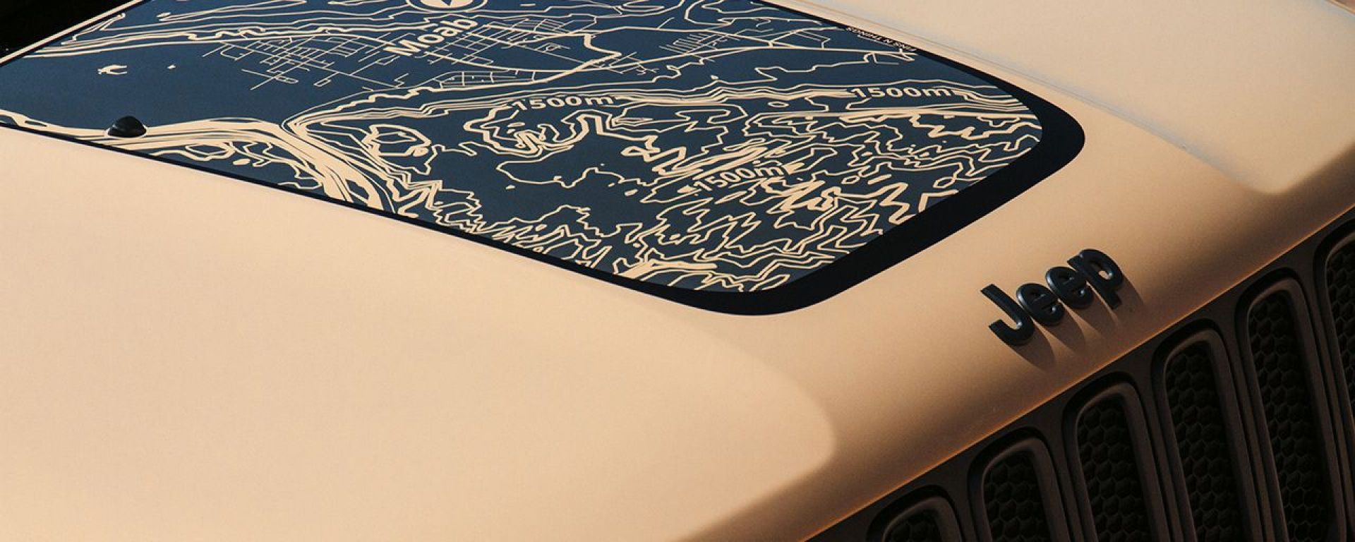 Jeep Renegade Desert Hawk: una Renegade nata sulle dune