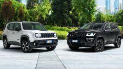 Jeep Renegade e Jeep Compass