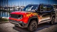 Jeep Renegade Hell's Revenge by Garage Italia Customs  - Immagine: 5