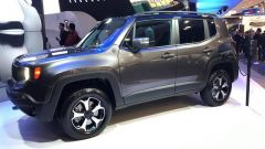 Jeep Renegade ibrida plug-in: quando esce? Ultime news dal CES
