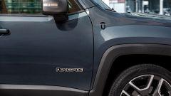 Jeep Renegade ibrida: un dettaglio specifico per questa versione