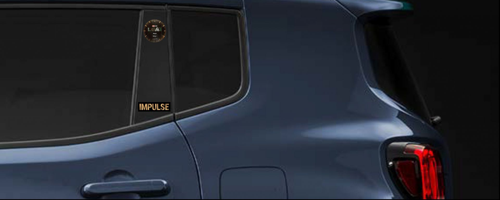 "Jeep Renegade Impulse, SUV ""televisivo"""