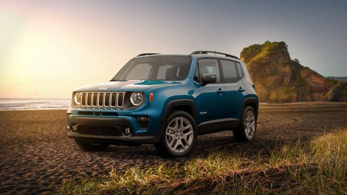 Jeep Renegade Islander