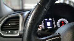 Jeep Renegade: la corona dal volante è solo un po' più lucida del normale