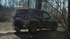 Jeep Renegade, l'elettrificazione nel destino