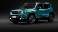 Jeep Renegade, mild hybrid in avvicinamento