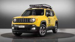 Jeep Renegade Moparizzata, debutto al Salone di Parigi 2016