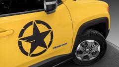 Jeep Renegade Moparizzata, pneumatici maggiorati e all season