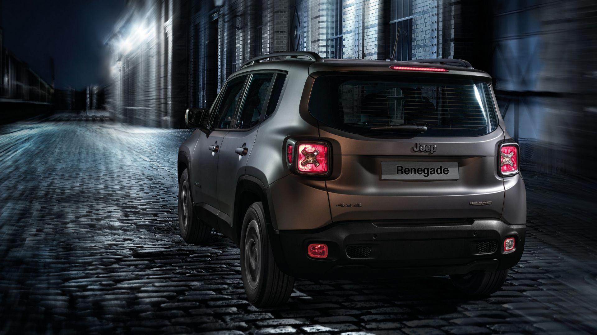 Novità auto: Jeep Renegade Night Eagle - MotorBox