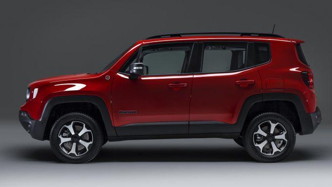 Jeep Renegade Plug-in Hybrid 2020