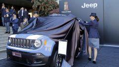 Jeep Renegade Polizia, l'unveiling