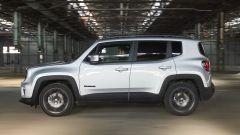 Nuova Jeep Renegade S, il Suv veste sportivo elegante - Immagine: 4