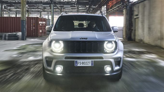 Jeep Renegade S 2019