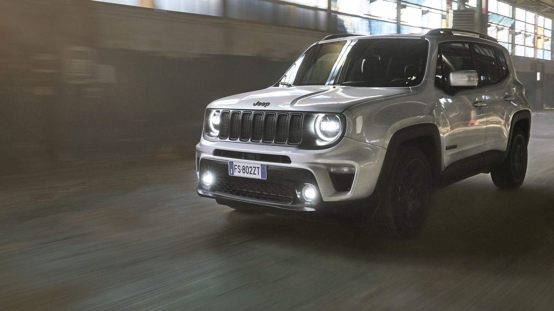 Jeep Renegade Limited >> Jeep Renegade S, serie speciale 2019. Prezzi e dotazioni interne - MotorBox