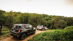 Jeep Renegade Trailhawk, Audi Q2 e Mini Countryman