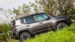Jeep Renegade Trailhawk vs Audi Q2 S tronic quattro vs Mini Countryman Cooper SD All4 - Immagine: 16